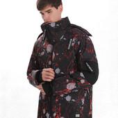Мембранные непромокаемые куртки. Подходят для осени, зимы и весны. Лыжные и для повседневной жизни