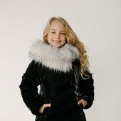 Шикарные зимние курточки на девочку!