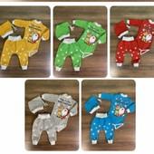 Новогодние комплекты, комбинезоны, боди для малышей