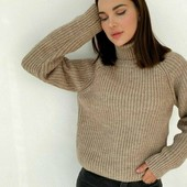 Теплые свитерки отличная базовая модель