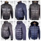 Новинка Зимние мужские куртки норма, баталразмеры