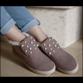 Тренд 2021.Замшевые ботиночки,шикарное качество.