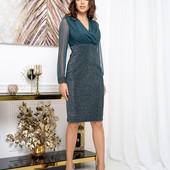 Срочная Распродажа на складе только 2 дня. Шикарные нарядные платья р 44-62 Отличного качества.