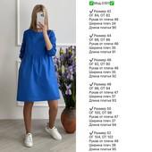 Платье с коттона,пошив супер удобен)
