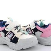 Легкие и удобные кроссовки для девочки!Наличие и сбор