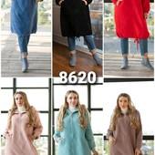 Розпродаж! Жіноче пальто з вовни Альпака 46-58, фасон Oversize
