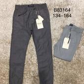Котоновые брюки для мальчиков Grace 134-164 р.р.(83164)