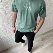 Мужская футболка хорошего качества