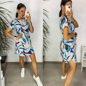 Платье летнее,супер)))