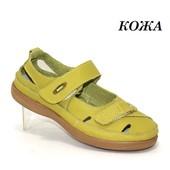 Кожаные летние туфли на липучке и мокасины 37-41р осталось мало отправляю наложкой каждый день