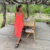 Лёгкое свободное платье «Цепочка