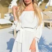 Платье женское летнее. Хиты 2021 года.