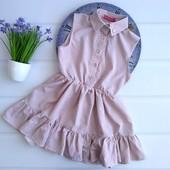 Сарафанчики и платья на девочек