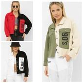 Очень крутые джинсовые куртки и пиджаки! Качество супер! Большой выбор