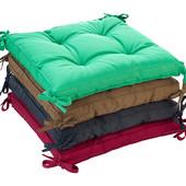 Подушка на стул 40х40 (борт 5см)