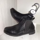 С&А Германия 36-37-38-39-40-41-42 ботинки челси оригинал