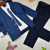 Костюмы тройки для мальчиков и нарядные костюмы,есть и для малышей, остатки и сбор