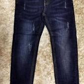 Крутые джинсы для мальчиков grace 134-164p.p.
