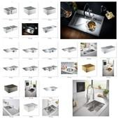 Кухонные мойки премиум качества Grohe (Германия) Гарантия 5 лет Доставка Бесплатно