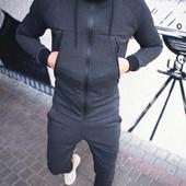 Мужской теплый костюм! Размеры: 46, 48, 50, 52