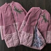 Шикарные обновки верхней одежды на мальчиков и девочек, огромный выбор, быстрый сбор, остатки