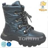 Очень классные термо-ботиночки Том.м рр 33-38-срочный выкуп вторник пока есть