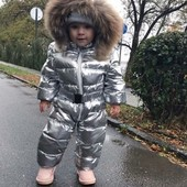 Детский зимний комбинезон!! 1, 2, 3, 4 года!