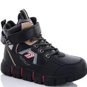Шикарные зимние ботинки Y.Top 32-37 р