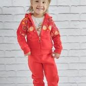 Детский спортивный костюм на флисе